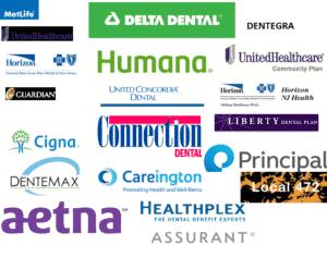 Insurances taken at Dental Designer